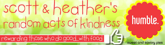 Scott & Heather's Random Acts Of Kindness